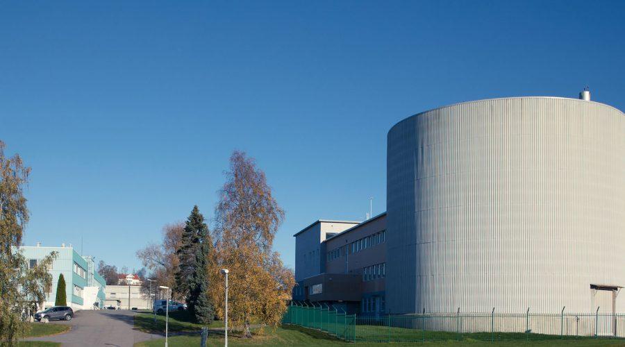 Jeep II-reaktoren på Kjeller er en av atomreaktorene som skal dekommisjoneres. Foto: IFE